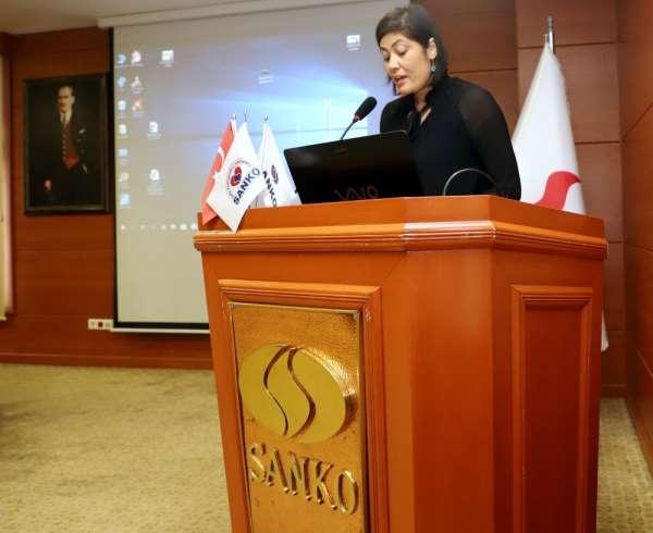 Türk Hemşireler Derneği Başkanı Prof. Dr. Sevilay Şenol Çelik, SANKO Üniversites