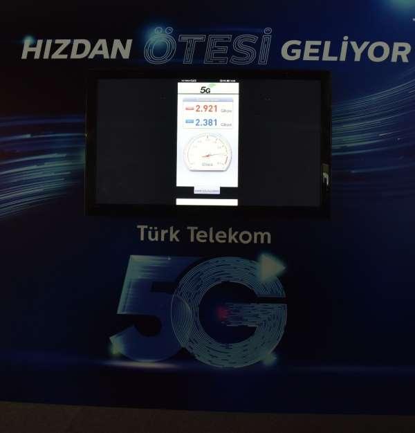 Türk Telekom'dan 5G rekoru açıklaması