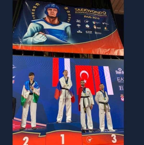 Yükselen spor kenti Gaziantep, Avrupa üçüncüsü oldu