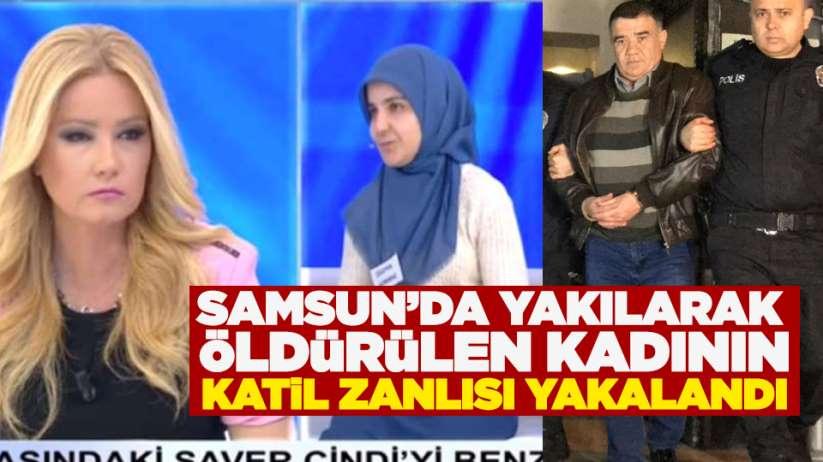 Samsun'da yakılarak öldürülen Şaver Cindi'nin katil zanlısı yakalandı