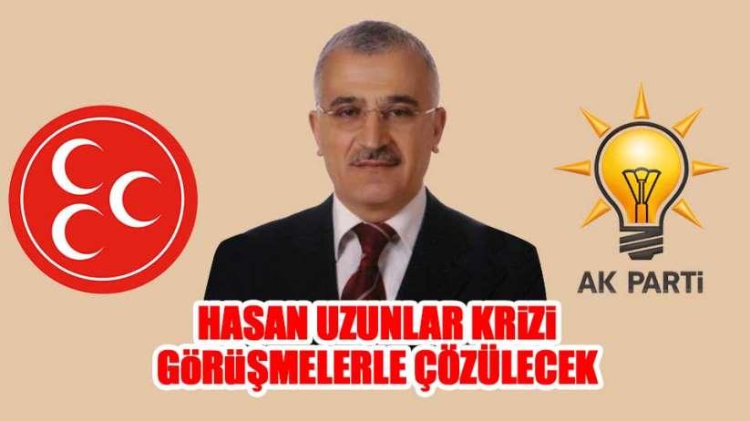 Samsunda Hasan Uzunlar MHP ve AK Parti arasında kriz çıkardı