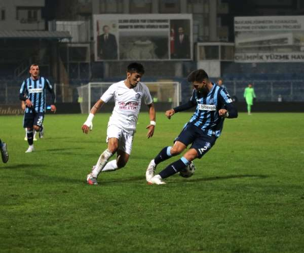 TFF 1. Lig: Adana Demirspor: 3 - Tuzlaspor: 1