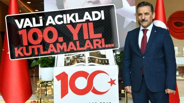 Samsun son dakika Samsun Valisinden 100. yıl acıklaması