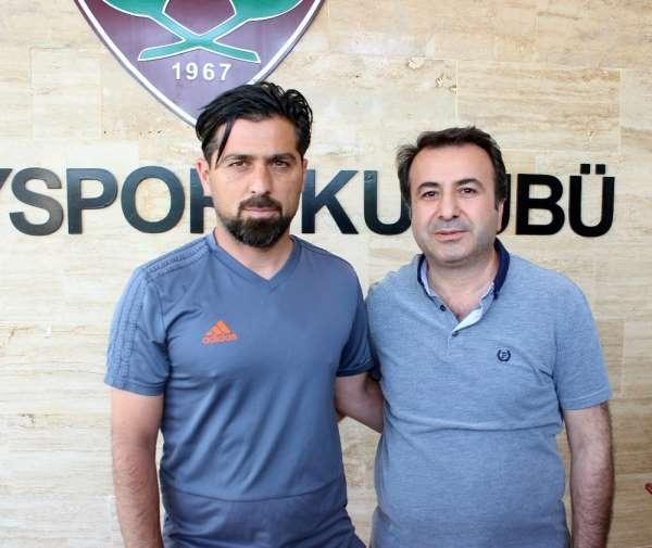 Hatayspor, Adana Demirspor maçı için yola çıktı