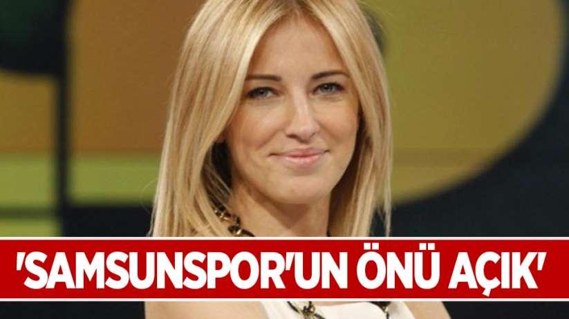 'Samsunspor'un önü açık'