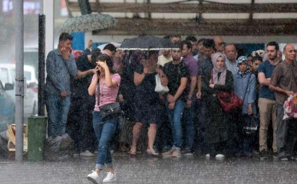 Meteorolojiden Bursa için kuvvetli yağış uyarısı