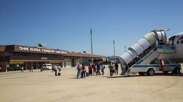 Milletvekili Esgin: 'Bursa Havaalanı Türkiye ortalaması üzerinde'