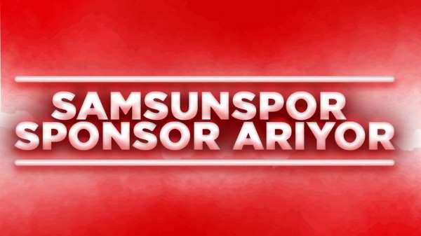 Samsunspor'da sponsor telaşı