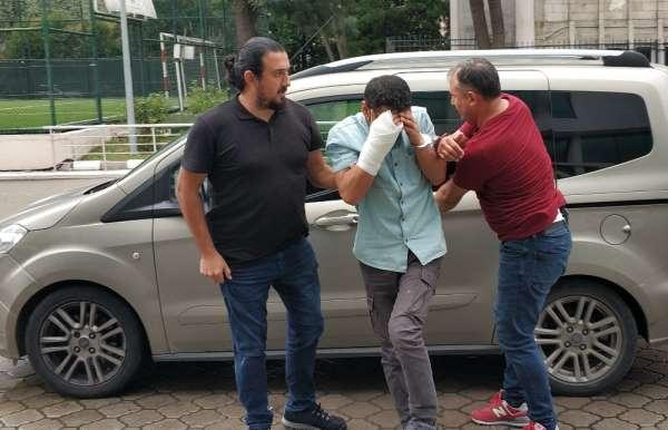 Şantajdan gözaltına alınan şahıs tutuklandı
