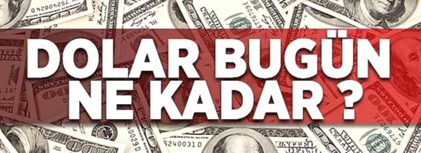 21 Eylül Pazartesi dolar kuru bugün