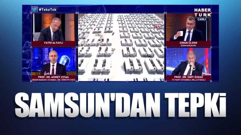 Samsun Balkan Türkleri Derneğinden tepki