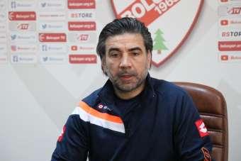 Boluspor Teknik Direktörü Özköylü, basın toplantısında isyan etti