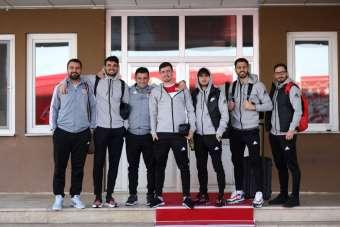 Sivasspor, Malatya'ya gitti