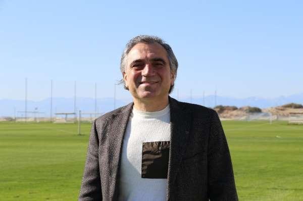 Antalya'da Avrupasız spor kampı