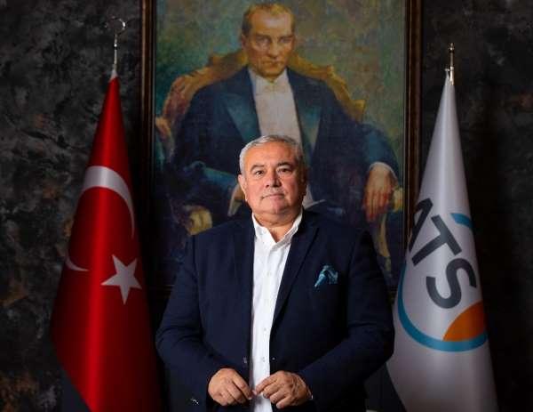 ATSO Başkanı Çetin: ' Marketlerin hafta sonu satışları denetlenmeli'