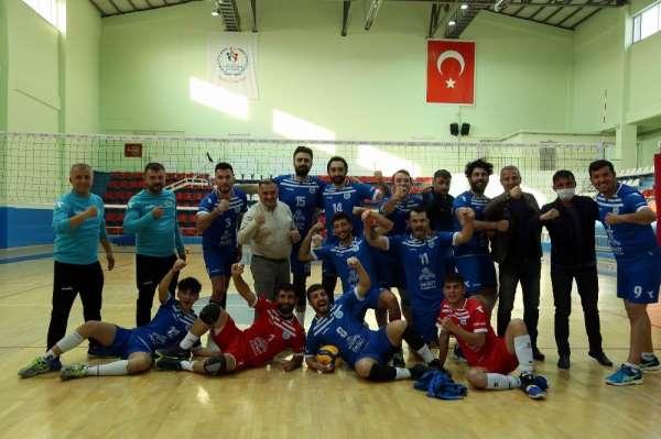 Develi Belediyespor Kuzeyboru maçına hazırlanıyor