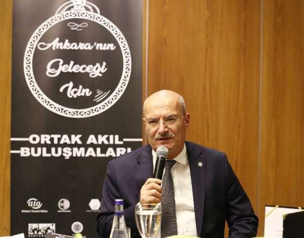 Ankaranın geleceği masaya yatırıldı