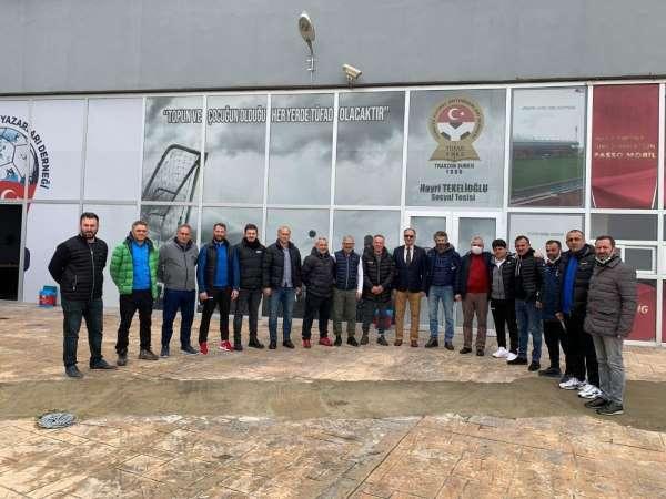 TÜFAD, BAL Ligi antrenörlerini bir araya getirdi
