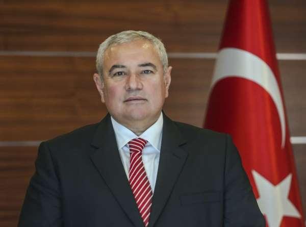 ATSO Başkanı Çetin: 'Çocuklarımıza güçlü ekonomi bırakmak için çalışmaya devam e