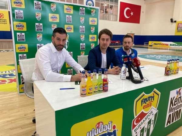 Dusan Alimpijevic, 3 yıl daha Frutti Extra Bursasporda