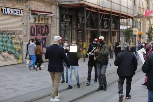Maher Zain hayran olduğu İstanbulda klip çekti