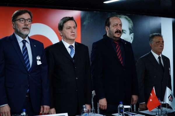 Beşiktaş'tan açıklama: 'Başkanımızın testi negatif sonuçlanmıştır'