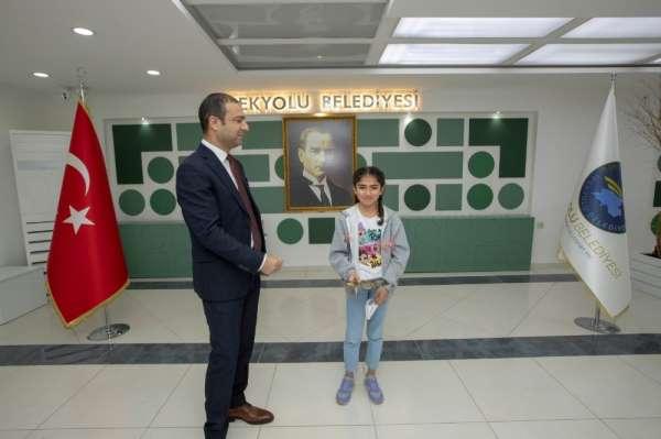 İpekyolu Belediyesinin düzenlediği yarışmaların kazananları belli oldu