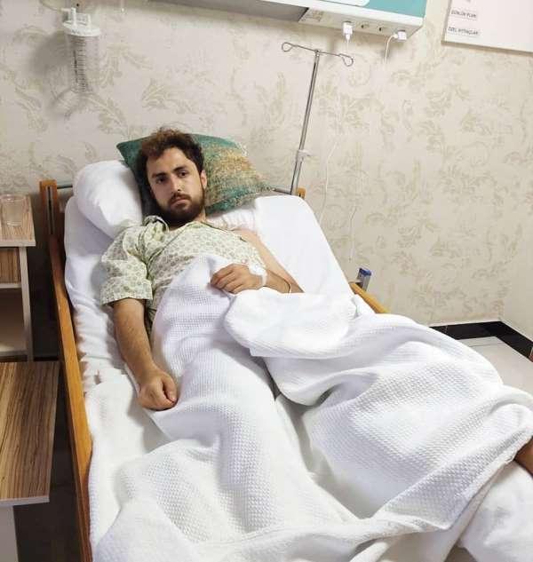 Amed Sportif Faaliyetler'de Mahsum ameliyat oldu