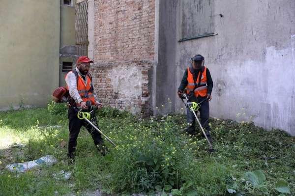 Demirtaş: 'İlkadım'ı daha yaşanılır bir kent haline getirmek için çalışıyoruz'