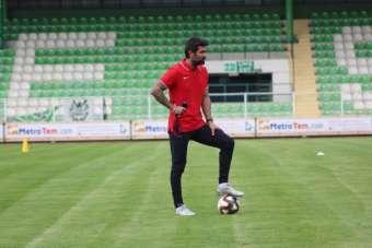 Giresunspor Teknik Direktör Kutlu: 'Bu şehir er ya da geç hakettiği yere ulaşaca