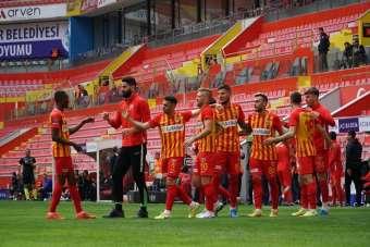Kayserispor 5.kez gol yemedi