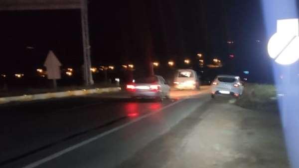 Kırıkkale'de trafik kazası: 1 ağır yaralı