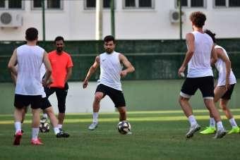 Manisa FK 2 günlük aranın ardından antrenmanlarına başladı