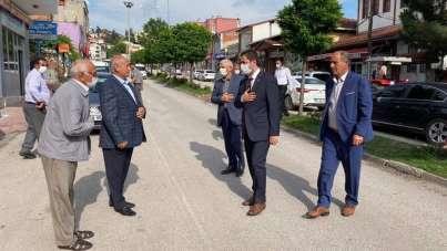 MHP'li Bulut: 'Tokat, tabii afet bölgesi ilan edilmeli'