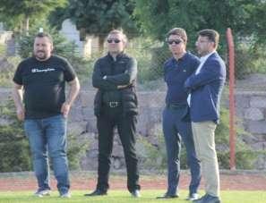 Nevşehir Belediyespor Başkanı Esat Özaltın: 'Ligler devam edecekmiş gibi hazırla