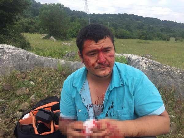 Anadolu Yayıncılar Derneğinden İHA muhabiri Usluya yapılan saldırıya kınama
