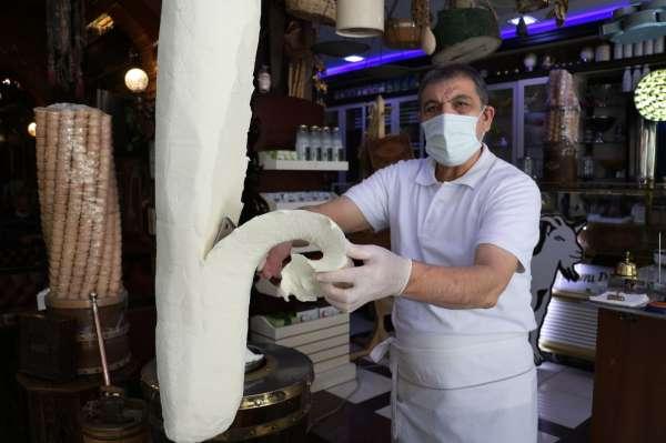 Dondurmanın başkenti Kahramanmaraştan 35 ülkeye ihracat