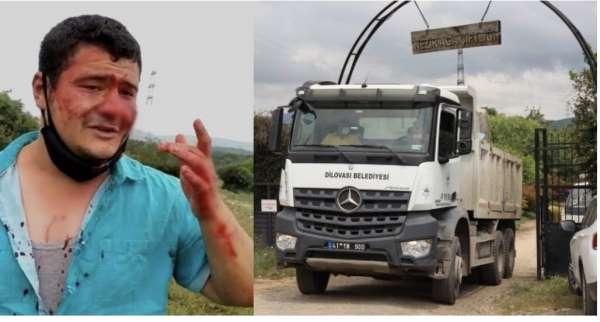 THKDdan İHA Muhabiri Usluya yapılan saldırıya kınama