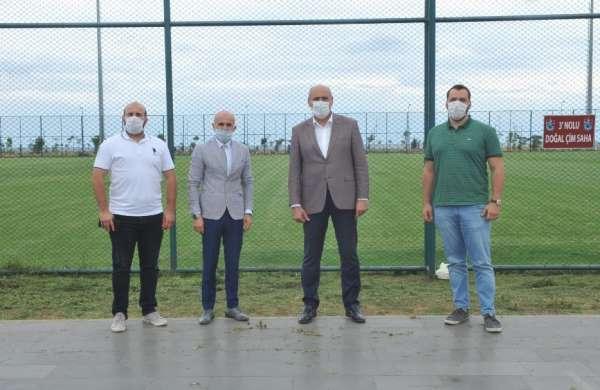 Avrupa Ragbi Uluslararası Şampiyonası 15'li Konferans Milli maçı Trabzon'da oyna
