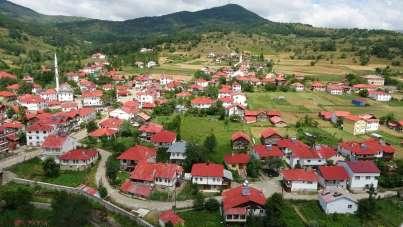 Karadeniz'in doğa ve mimarisini koruyan mahalle: Yeşilce