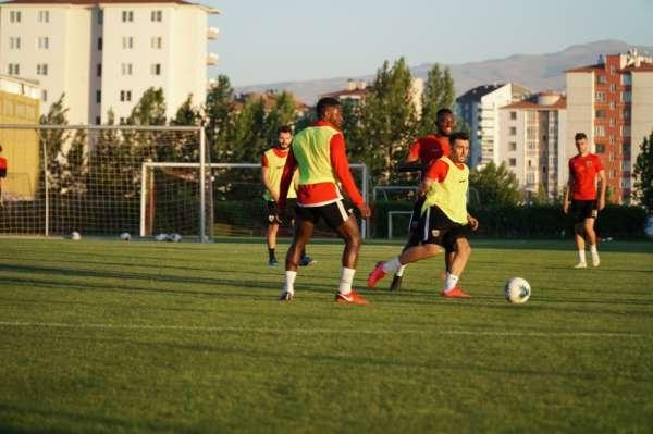 Kayserispor, Trabzonspor maçının hazırlıklarını sürdürüyor