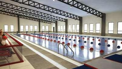 Kızıltepe'ye yarı olimpik yüzme havuzu yapılacak