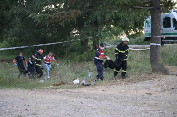Kocaeli'de feci kaza: 5 ölü, 2 yaralı