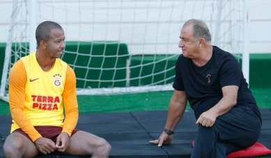 Mariano, Galatasaray'a veda etti