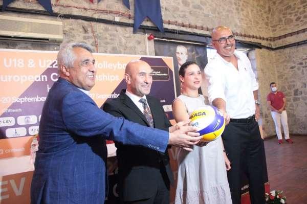 Pandemi sonrası Türkiye'deki ilk uluslararası spor organizasyonu İzmir'de olacak