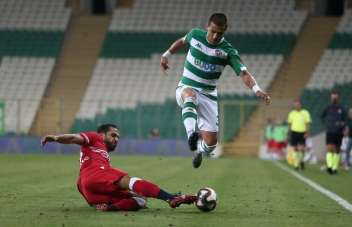 TFF 1. Lig Play-Off Yarı Final: Bursaspor: 0 - Adana Demirspor: 0