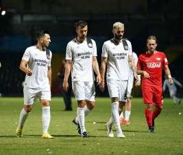 TFF 1. Lig Play-Off Yarı Final: Fatih Karagümrük: 3 - Akhisarspor: 3 (Maç sonucu