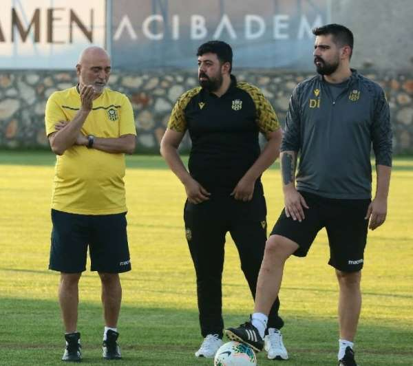 Yeni Malatyaspor Gaziantep FK hazırlıklarını sürdürüyor