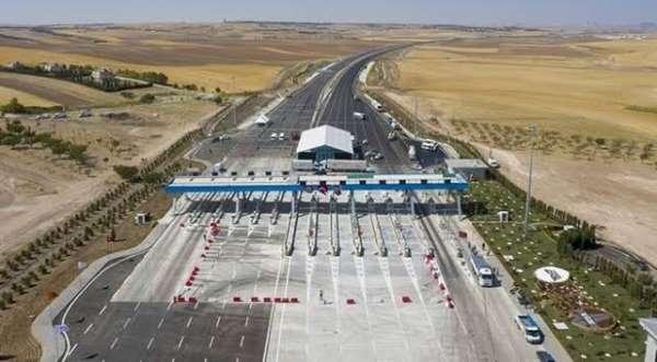 Ankara-Niğde Otoyolundaki indirim sürücüleri memnun etti