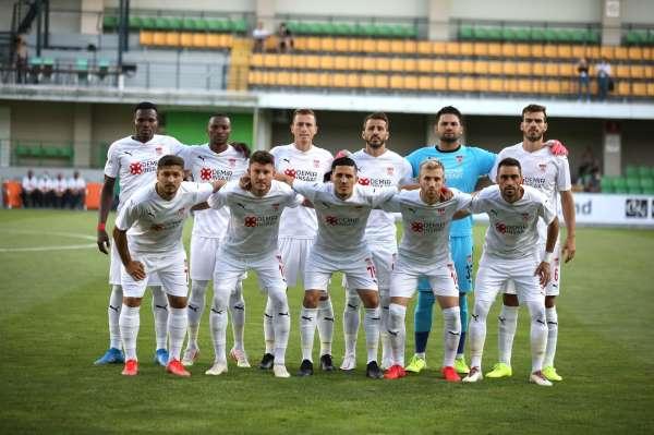 Avrupa Konfederasyon Ligi: Petrocub: 0 - Sivasspor: 1